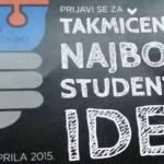 Takmičenje za najbolju studentsku ideju – prijavite se i zaradite na svojim idejama