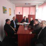 Ministar Mensur Sinanović u radnoj posjeti Studentskom centru UNZE