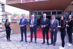 Svečano obilježavanje završetka radova na infrastukturi Studentskog centra